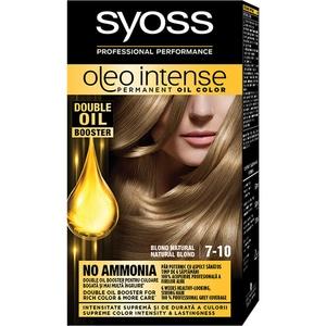 Vopsea de par SYOSS Color Oleo, 7-10 Blond Natural, 115ml