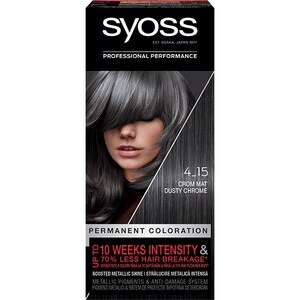 Vopsea de par SYOSS Color Baseline, 4-15 Cromat Mat, 115ml
