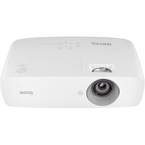 Videoproiector BENQ W1090, Full HD 1920 x 1080, 2000 lumeni, alb