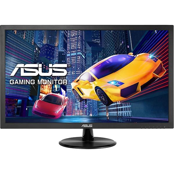 "Monitor Gaming LED TN ASUS VP248H, 24"", Full HD, 75Hz, negru"