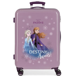 Troler copii DISNEY Frozen Destiny Awaits 25515.61, 65 cm, mov