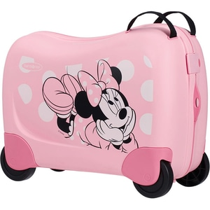 Troler copii SAMSONITE Dream Rider Disney Minnie Glitter, 37 cm, multicolor