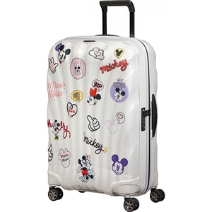 Troler SAMSONITE Spinner C-Lite Disney Minnie/Mickey Abtibild, 56 cm, multicolor