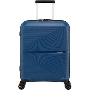 Troler AMERICAN TOURISTER Spinner AirConic, 55 cm, albastru