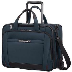 Troler laptop SAMSONITE Pro-DLX 5, 33 cm, albastru inchis