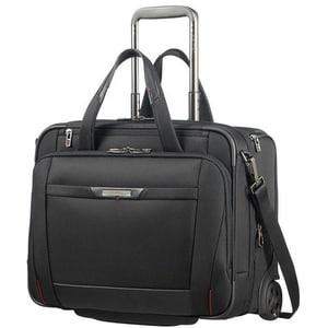 Troler laptop SAMSONITE Pro-DLX 5-012, 33 cm, negru