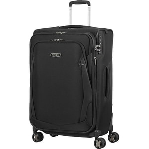 Troler SAMSONITE Upright X Blade 4.0 TopPocket, 71 cm, negru