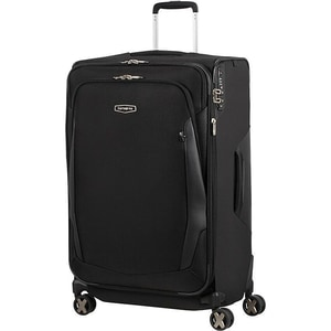 Troler SAMSONITE Upright X Blade 4.0 TopPocket, 78 cm, negru
