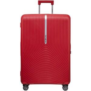 Troler SAMSONITE Spinner HI-FI, 75 cm, rosu