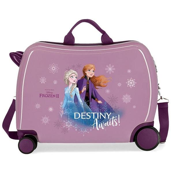 Troler copii DISNEY Frozen Destiny Awaits 25598.61, 50 cm, mov