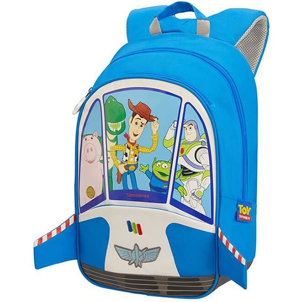 Ghiozdan SAMSONITE Disney Ultimate 2.0 Toy Story Take-Off S+, albastru