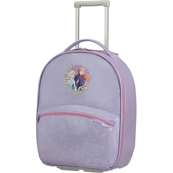 Troler copii SAMSONITE Disney Ultimate 2.0 Frozen 2, 46 cm, violet