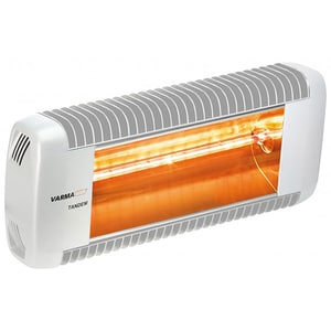 Incalzitor terasa cu lampa infrarosu VARMA Tandem Amber Light 550/20B-AL, 2000W, IP X5 IK08
