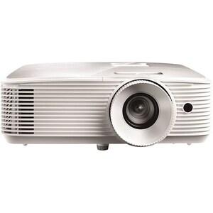 Videoproiector OPTOMA EH335, Full HD 1920 x 1080p, 3600 lumeni, alb