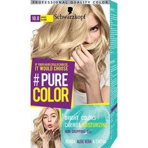 Vopsea de par SCHWARZKOPF Pure Color, 10.0 Blond angelic, 142.5ml