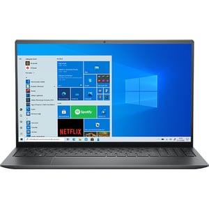 "Laptop DELL Vostro 5515, AMD Ryzen 7 5700U pana la 4.3GHz, 15.6"" Full HD, 16GB, SSD 512GB, AMD Radeon, Windows 10 Home, gri"