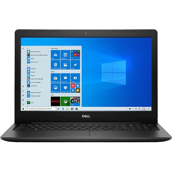 """Laptop DELL Vostro 3590, Intel Core i5-10110U pana la 4.2GHz, 15.6"""" Full HD, 8GB, SSD 256GB, Intel UHD Graphics, Windows 10 Pro, negru"""