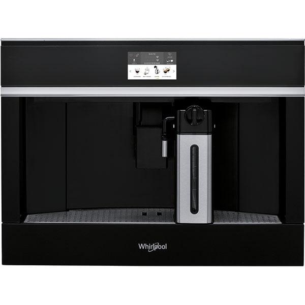 Espressor automat incoporabil WHIRLPOOL W11 CM145, 2.5 l, 1350W, negru