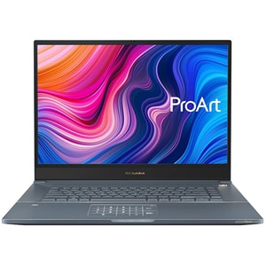 "Laptop ASUS ProArt W700G1T-AV019T, Intel Xeon E-2276M pana la 4.7GHz, 17"" WUXGA, 16GB, SSD 1TB, NVIDIA Quadro T1000 4GB, Windows 10 Pro, Turquoise Gray"
