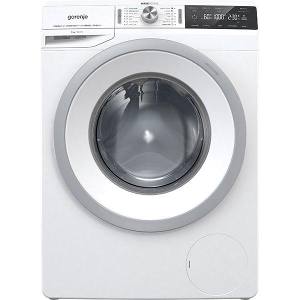 Masina de spalat rufe frontala GORENJE WA704, 7 kg, 1000rpm, Clasa A+++, alb