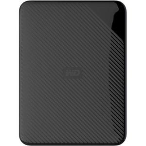 Hard Disk Drive portabil WD Gaming for PS4 WDBDFF0020BBK, 2TB, USB 3.1 Type-C, negru-albastru