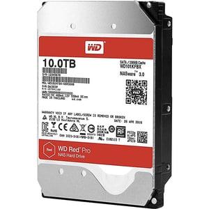 Hard Disk desktop WD Red Pro, 10TB, 7200 RPM, SATA3, 256MB, WD101KFBX