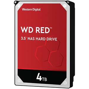 Hard Disk NAS desktop WD Red, 4TB, 5400 RPM, SATA3, 64MB, WD40EFAX
