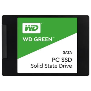 "Solid-State Drive (SSD) WESTERN DIGITAL Green, 240GB, SATA3, 2.5"", WDS240G2G0A"