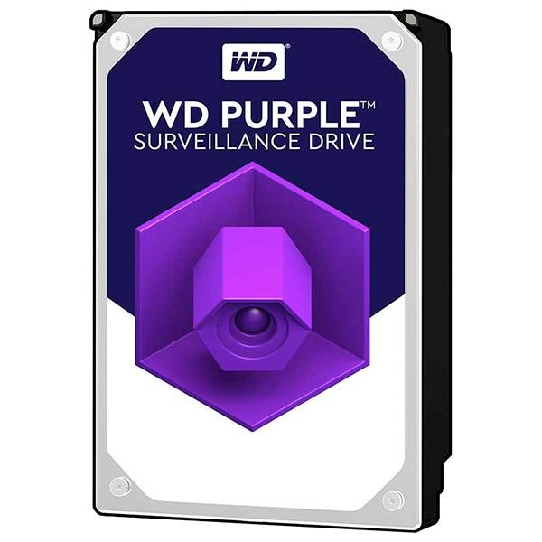 Hard Disk desktop WD Purple 3TB, Surveillance, SATA3, 64MB, WD30PURZ