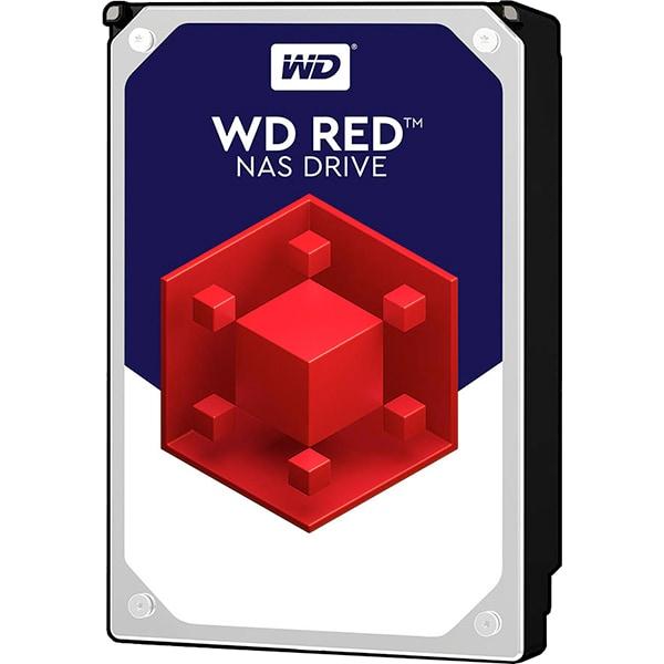 Hard Disk NAS WESTERN DIGITAL Red, 8TB, 5400 RPM, SATA3,  256MB, WD80EFAX