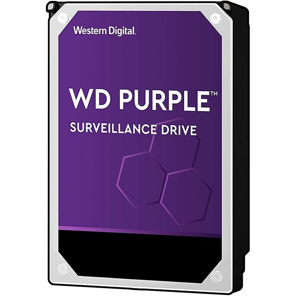 Hard Disk Supraveghere desktop WD Purple, 8TB, 7200 RPM, SATA3, 256MB, WD82PURZ