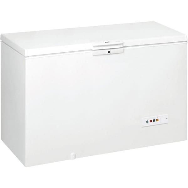 Lada frigorifica WHIRLPOOL WHM 4611, 432 l, H 91.6 cm, Clasa F, alb