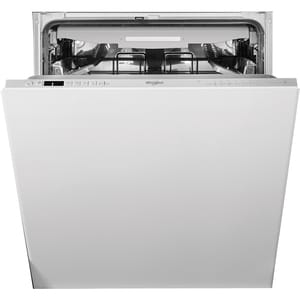 Masina de spalat vase incorporabila WHIRLPOOL WIC 3C33 PFE, 14 seturi, 8 programe, 60 cm, Clasa D, argintiu