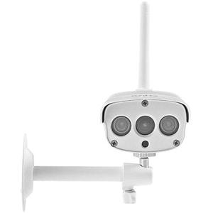Camera IP Wireless NEDIS WIFICO030GWT, Full HD 1080p, IR, Night Vision, alb