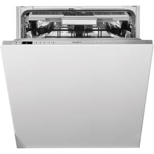 Masina de spalat vase incorporabila WHIRLPOOL WIO 3T133 PLE, 14 seturi, 11 programe, 60 cm, Clasa D, inox