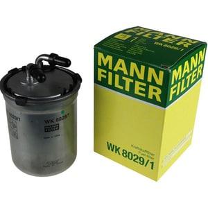 Filtru combustibil MANN Wk8029/1 Audi A1, Seat Ibiza 5/Toledo 4, Skoda Fabia II/Fabia III/Rapid/Praktik, VW Polo 5