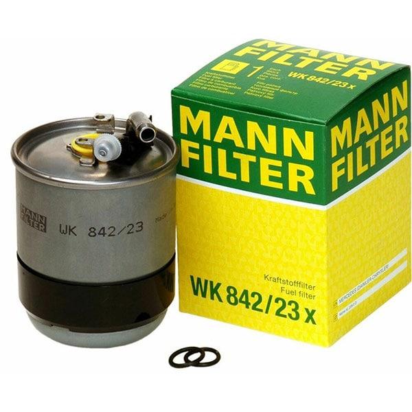 Filtru combustibil MANN Wk842/23X Mercedesc Class 2.0 Cdi