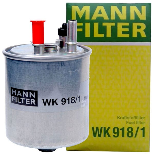 Filtru combustibil MANN Wk918/1 Renault Kangoo II, laguna III, Twingo II