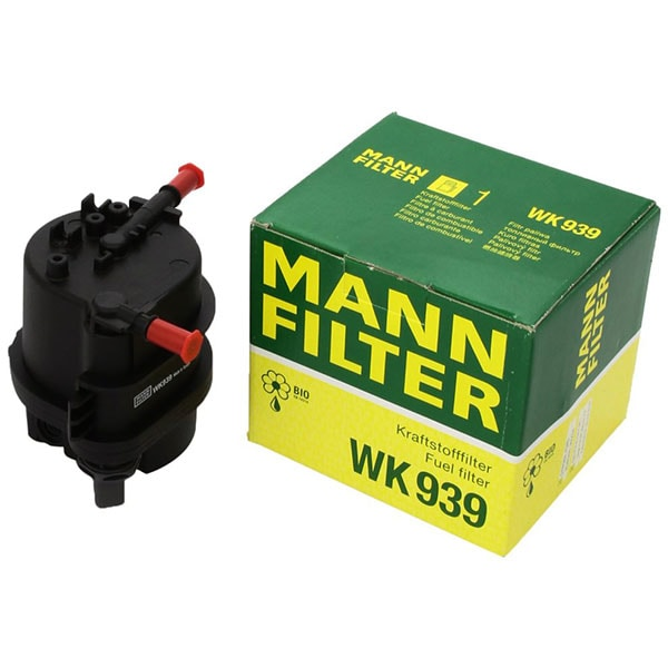 Filtru combustibil MANN Wk939 Citroen, Ford, Mazda, Peugeot, Toyota