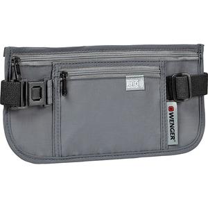 Borseta cu protectie RFID WENGER 604588, gri