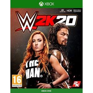 WWE 2K20 Standard Edition Xbox One