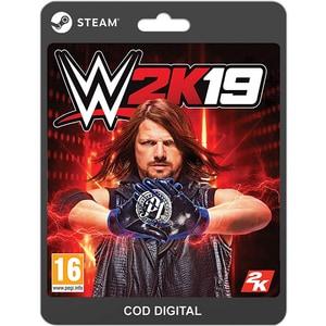 WWE 2K19 PC (licenta electronica Steam)