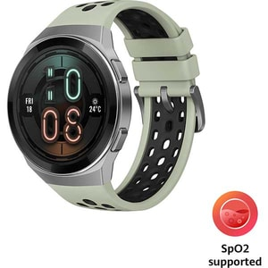 Smartwatch HUAWEI Watch GT 2e 46mm, Android/iOS, Mint Green