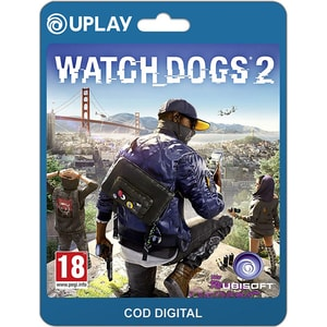 Watch Dogs 2 PC (licenta electronica Uplay)