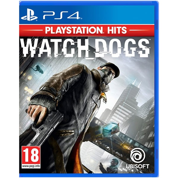 Watch Dogs PlayStation Hits PS4