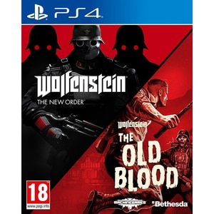 Wolfenstein: The New Order & The Old Blood (Dual Pack) PS4