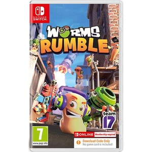 Worms Rumble Nintendo Switch