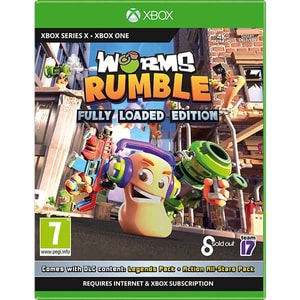 Worms Rumble Xbox One/Series
