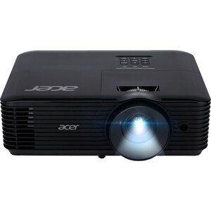 Videoproiector ACER X128HP, XGA 1024 x 768p, 4000 lumeni, negru