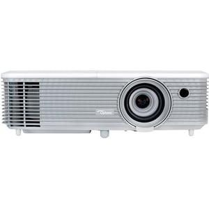 Videoproiector OPTOMA W400, WXGA 1280 x 800, 4000 lumeni, alb